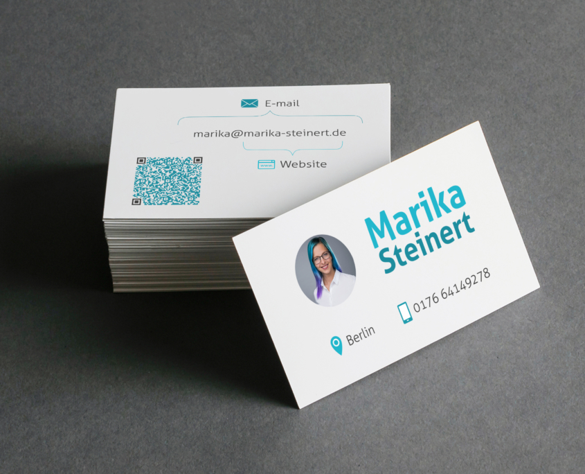 Visitenkarte Marika